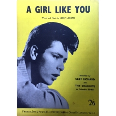 A Girl Like You by Cliff Richard & The Shadows