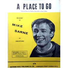 A Place To Go by Mike Sarne