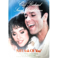 All I Ask of You by Cliff Richard & Sarah Brightman