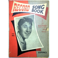 Record Song Book Featuring Paul Anka 227th Edition