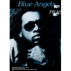 Blue Angels by Pras Vintage Sheet Music 1998
