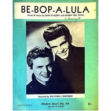 Be - Bop - A - Lula by The Everly Brothers